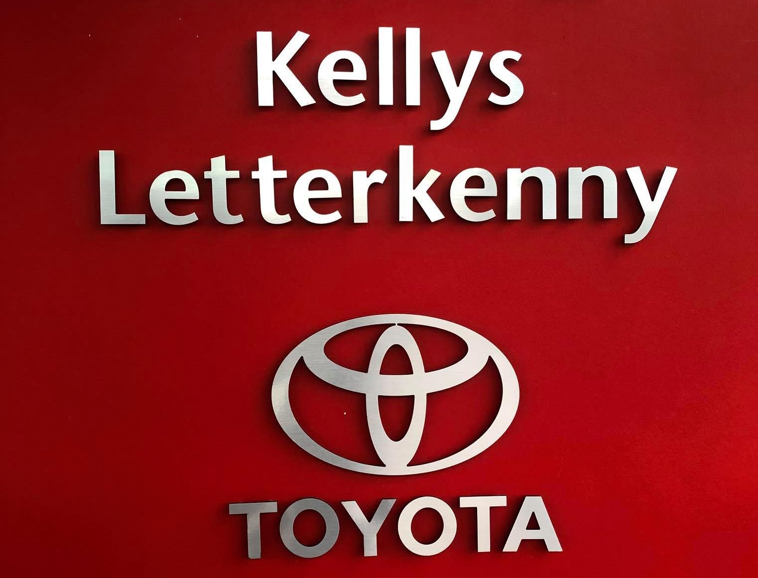 Kellys Toyota Official Vehicle Sponsor for the 2020 DAWA